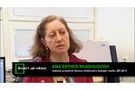 Výzkum kovů v rostlinách Ana Mijovilovich hovoří o rentgenovém mikroskopu